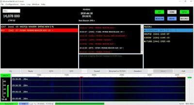 PE4BAS Amateur Radio Weblog: JS8Call quicky | Amateur radio