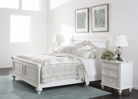 Bedroom With Ethan Allen Robyn Sleigh Bed Bedroom Furniture Bed Design Sleigh Beds