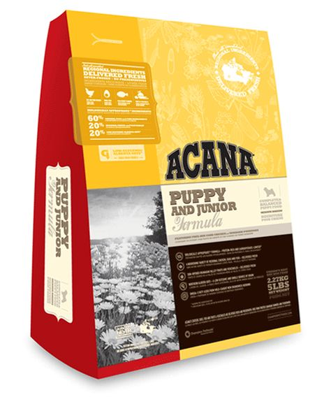 Acana Puppy Junior Dog Food Available From Www Nuzzle Co Za
