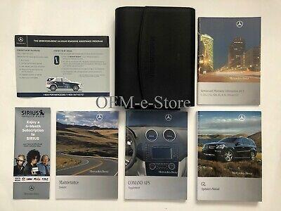 2011 Mercedes Gl350 Gl450 Gl550 Owners Manual Comand Navigation Book Guide Set Ebay In 2020 Owners Manuals Mercedes Navigation