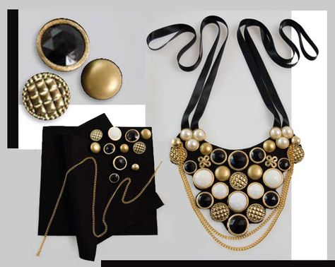 DIY Fashion Must-Have Necklace