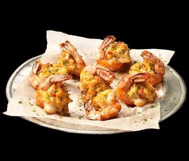 Joe's Crab Shack  Seafood Stuffing for Stuffed Shrimp Enbrochette