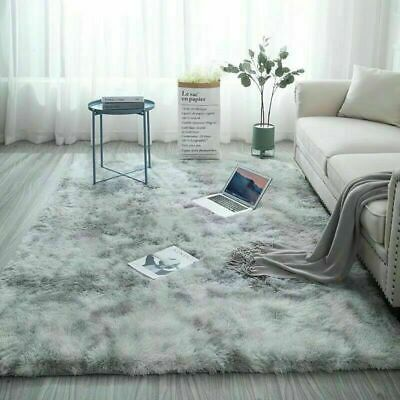 Hairy Carpet Balcony Round Rectangular Carpet Faux Fur Carpet