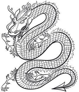 Chinese Dragon Tattoos Chinese Dragon Tattoos For Women Undoubtedly The Classic Chinese Tattoos Have A Somewhat Uniq Drachentattoo Drachentattoos Drachen