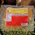 COMEAUX'S Seafood Boudin - PARTY LINKS Size: 1 lbs. (10 links)   Our Price:   $8.25      Buy 2 for $7.63 each     Buy 12 for $7.04 each