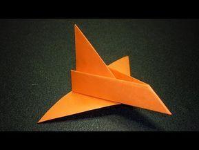 Kertas Origami Pesawat