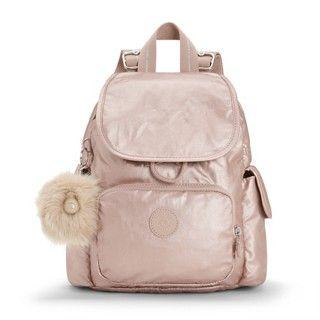 calculadora Creo que futuro  Kipling Rose Gold 'City Pack' Mini Backpack | Womens backpack, Kipling  backpack, Girls bags