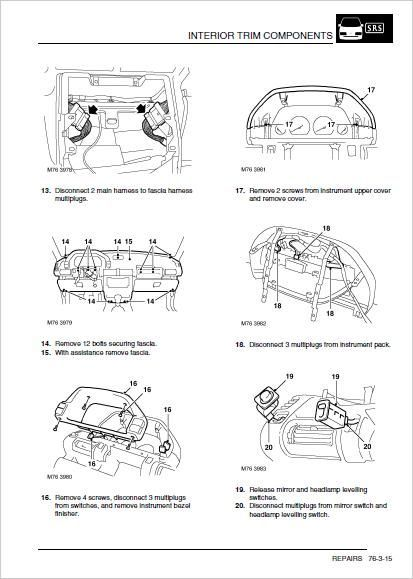 [DIAGRAM] 2002 Land Rover Freelander Engine Diagram