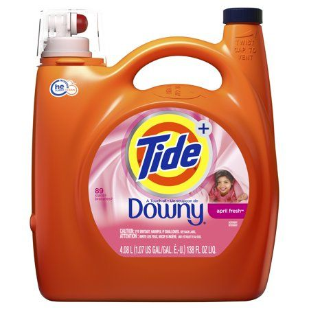 Household Essentials With Images Liquid Laundry Detergent
