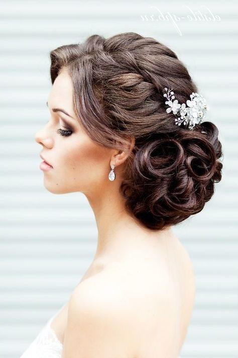 peinados para bodas de dia