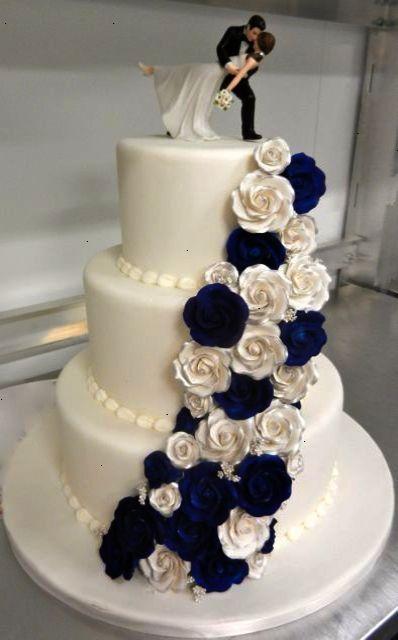75 Creative Wedding Cake Ideas And Inspiration Ecstasycoffee Gateau De Mariage Bleu Gateau De Mariage Blanc Gateau Mariage