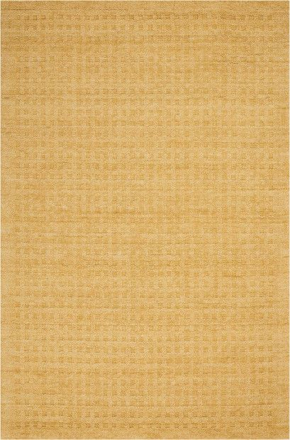 Mnn01 Marana Gold This Richly Colored Golden Yellow Marana Collection Rug Combines Luxurious Style With Artful Construction D Modern Wool Rugs Gold Rug Rugs