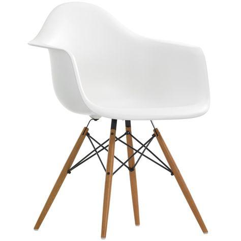 Vitra Design Stoelen.Vitra Daw Eames Plastic Chair Stoel Stoel Design Stoelen Stoel