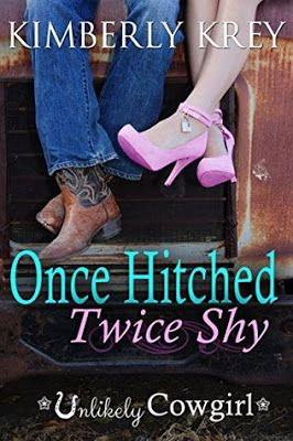 Best Western Novels 2019 Once Hitched Twice Shy by Kimberly Krey (Best Western/Cowboy