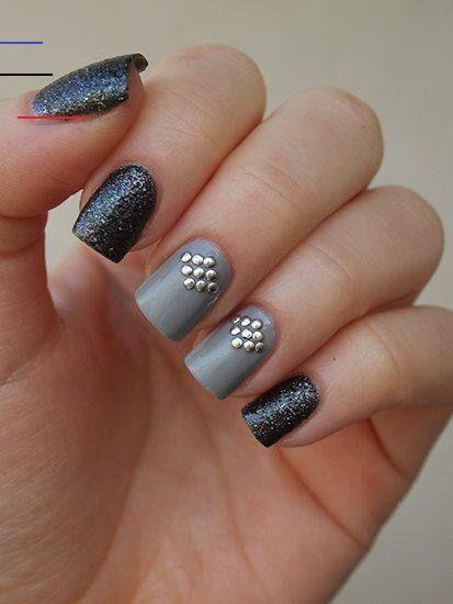 Nail Art Studs Decoration Silver Color Small Round Approx 750 850pcs Metallic Nail Art Rivets 1 5mm Round Silvet In 2020 Metallic Nail Art Lace Nail Art Lace Nails