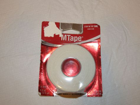 430105 Mueller Sport Care Athletic M Tape White 1 Each