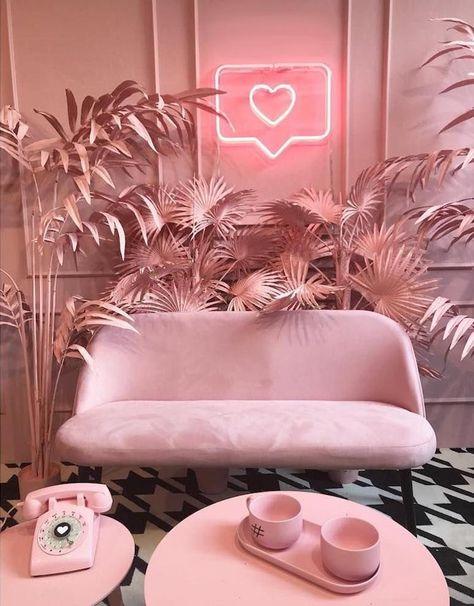 Schönheitssalon Design, Design Salon, Design Ideas, Cafe Design, Small Salon Designs, Design Inspiration, Beauty Salon Decor, Beauty Salon Interior, Makeup Studio Decor