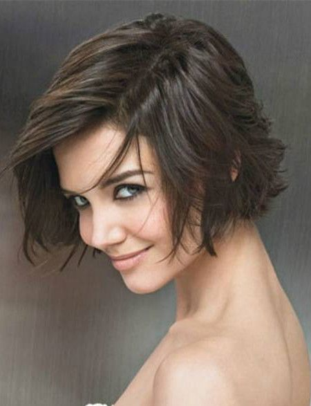 Hi Girls You Are Gonna Read About Best Short Haircuts The Short Haircut Is Becoming More Popular These Chin Length Hair Bridesmaid Hair Long Short Hair Bride