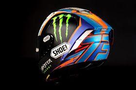 Racing Helmets Garage Shoei X Spirit Iii A Marquez 2018 By Dave Designs