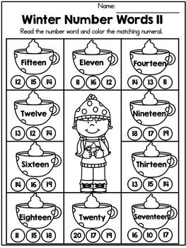 Winter Math Worksheets 1st Grade Winter Math Worksheets Math Worksheets 1st Grade Math Worksheets