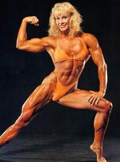 Bodybuilder cory everson