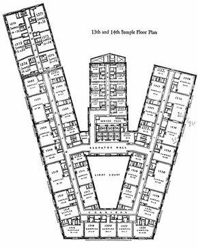 Sample Room Floor Plan Denah Lantai Desain Arsitektur Arsitektur