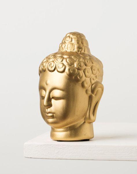 Shimmering Buddha Dekoration Buddha Statue Lion Sculpture