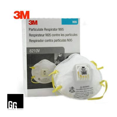 3m n95 particulate respirator masks for smoke
