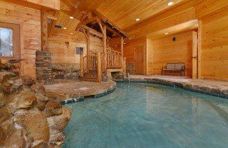 Pigeon Forge Cabin Copper River Pool 21 Jpg Cabin Trip Hot Tub Outdoor Pigeon Forge Cabins