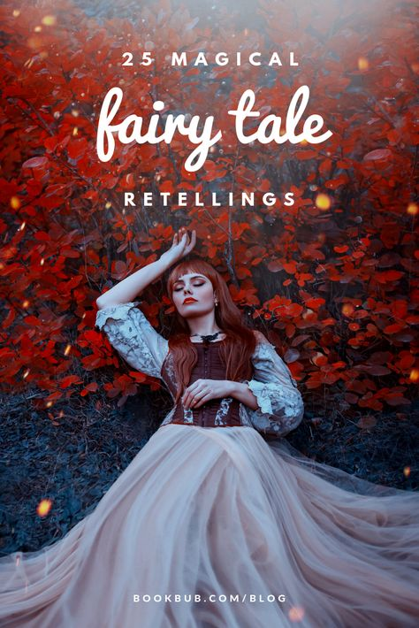 Looking to add some magic to your summer reading list? Check out these recommended fairy tale books worth reading next.