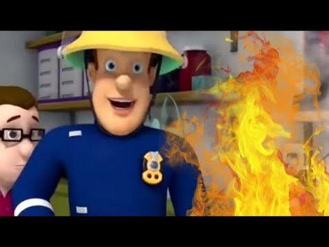 Sam Le Pompier Francais Feu A La Maison 50 Minutes Episode