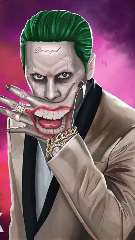 Joker Suicide Squad Artwork HD, Movies Wallpapers Photos and Pictures ID#20208