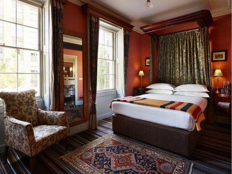 The Zetter Townhouse Suite London Boutique Hotel Accommodation