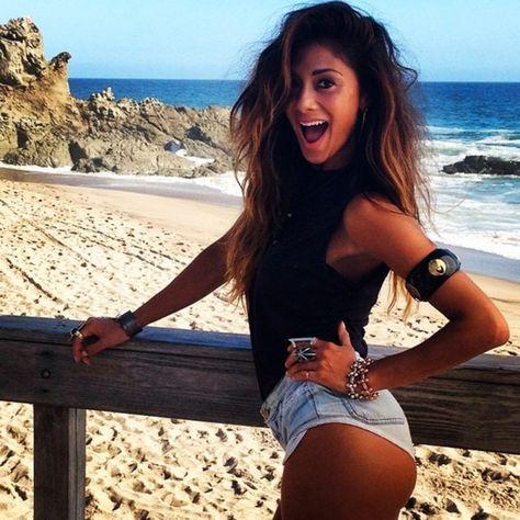 Nicole Scherzinger Body | Nicole Scherzinger Shares Her Beach Body Tips