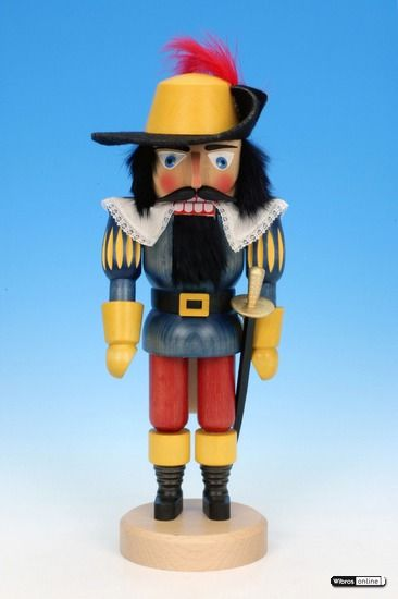 Nutcracker Musketeer - 35cm / 14 inches $97.00 plus shipping