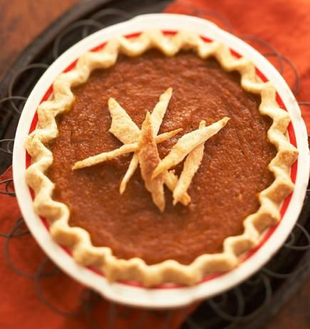 Pumpkin Chess Pie: A cross of chess pie with pumpkin, with more eggs and spices and a little cornmeal.  More fall pie recipes: http://www.midwestliving.com/food/desserts/classic-pie-recipes/page/1/0