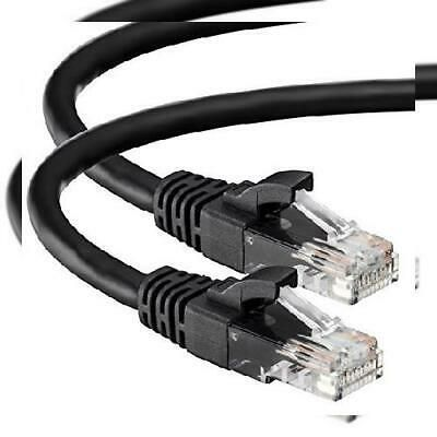 5 Pack Lot 6 ft CAT6 Foot Ethernet Network LAN Patch Cable Cord RJ45 White