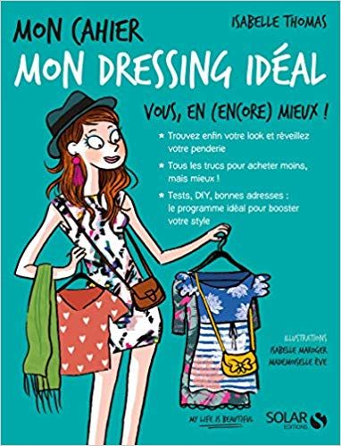 Mon Cahier Mon Dressing Ideal Telecharger Pdf Epub Mobi Amazon Books My Books Comic Book Cover