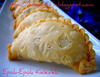 Dapur Tanpa Sempadan Epok Epok Keledek Food Snacks Desserts