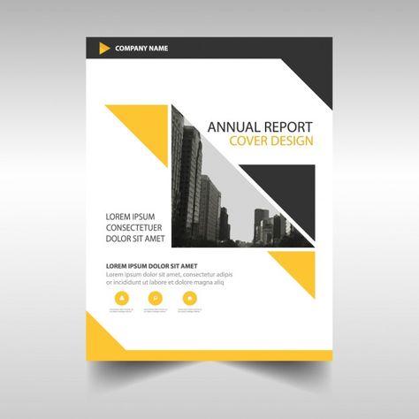 Brosur perusahaan untuk company profile Brochure \ Pamphlet - gate fold brochure mockup