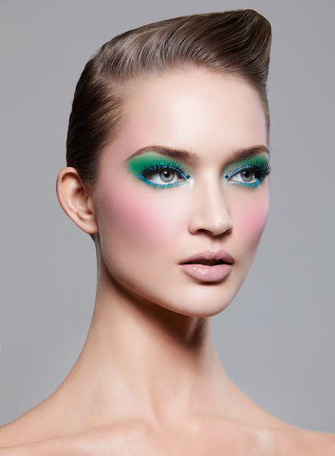 Pin By Beyond Color On Editorial Make Up Editorial Makeup Photo Makeup Artistry Makeup