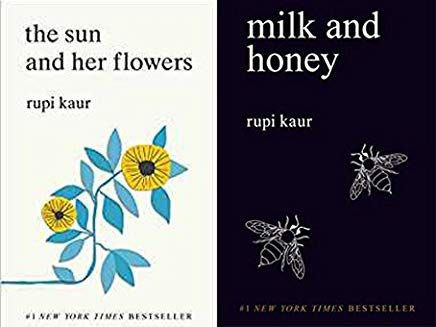 Amazon Com The Sun And Her Flowers Rupi Kaur Milk And Honey