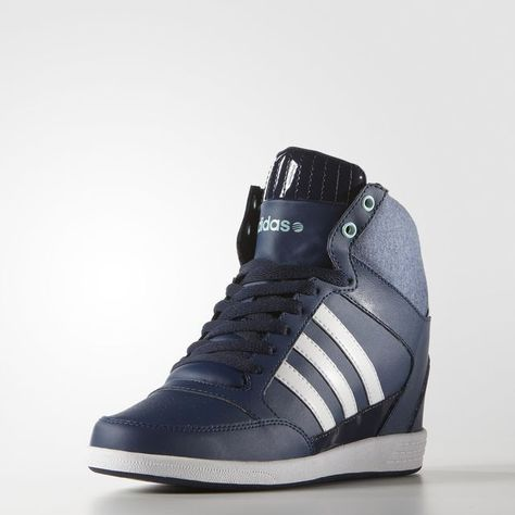 adidas SUPER WEDGE W Oxford Blue Running White Ftw