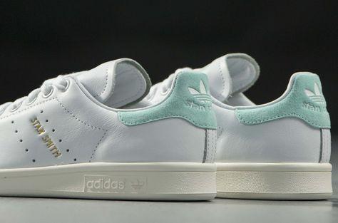 adidas Originals STAN SMITH BZ0461 Λευκό