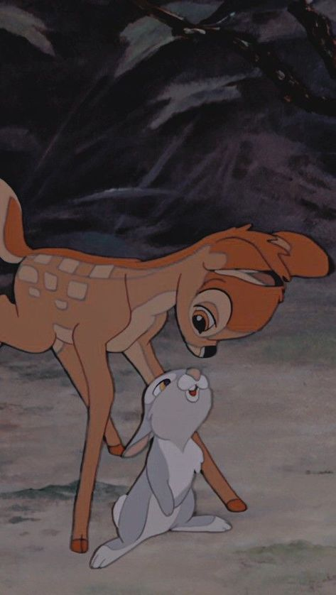 Disney's Bambi Wallpaper