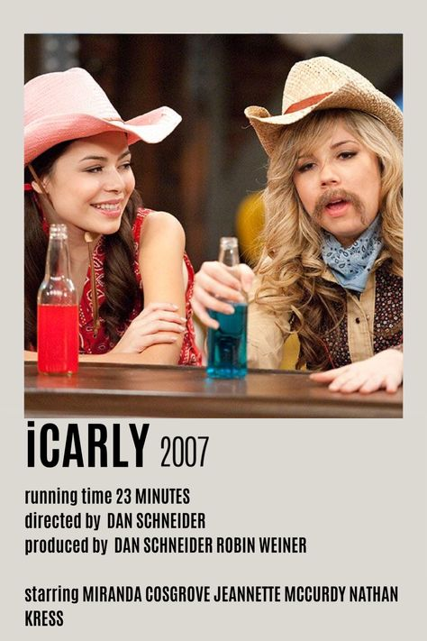 2.  ICARLY serie.