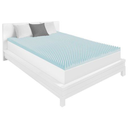 Home With Images Mattress Topper Memory Foam Mattress Topper Comfort Mattress