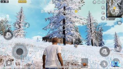 Pubg Mobile New Update Includes Snow Map 2019 Snow Map Snow