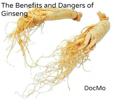 The Benefits and Dangers of Ginseng - @Home Remedies for Life