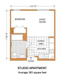 Studio Apartment Blueprints studio apartment floor plans new york - google search | 270 ideas